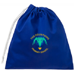 Fountains Primary PE Bag